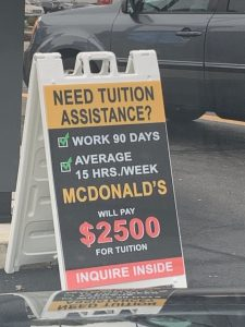 college tuition crisis